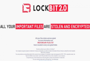LockBit 2.0重新浮出水面,全球各地超50个组织受害